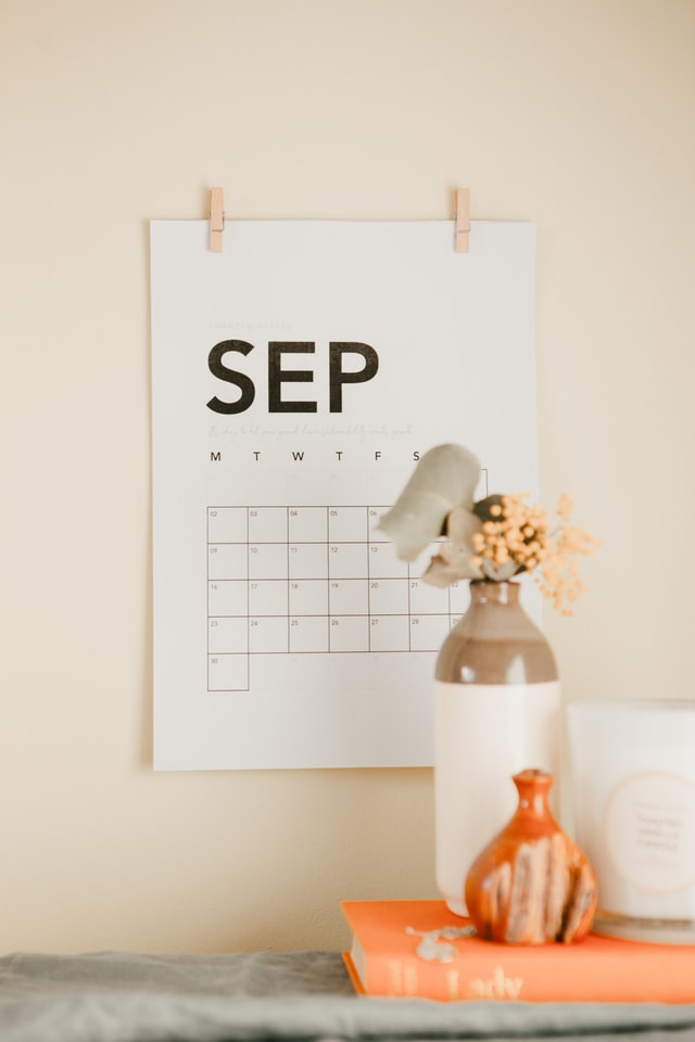 holidays in September